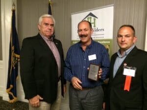 Mike Apfelberg Associate of the Year 2015September-19