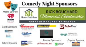 Website Comedy Night Sponsors
